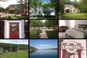 Hammondsport Lodging Gallery