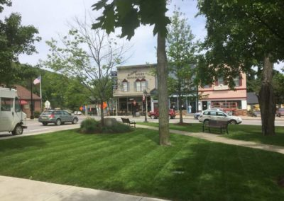 Hammondsport Village Square