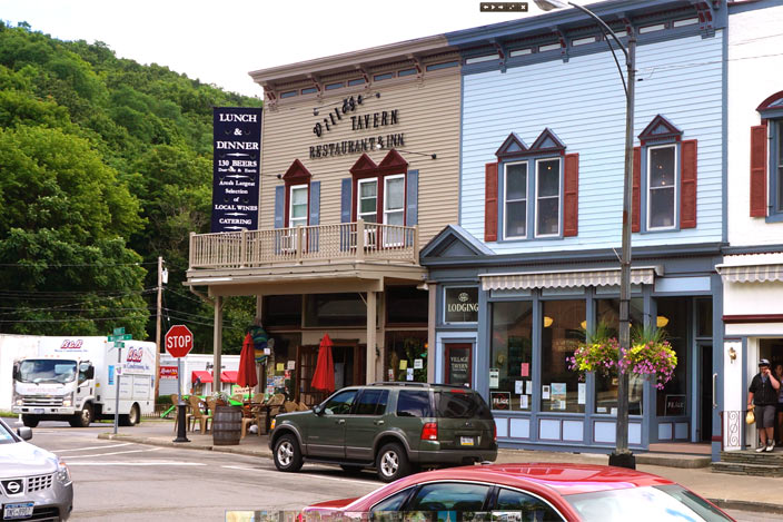 Hammondsport Lodging, Attractions